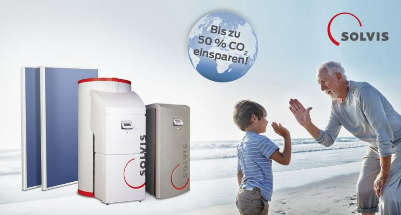 Solvis CO2 Homepage Neuigkeiten