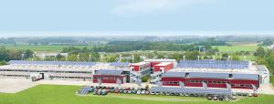 Solvis Nullemssionsfabrik in Braunschweig