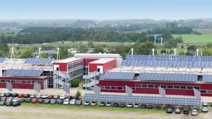 Nullemissionsfabrik in Braunschweig